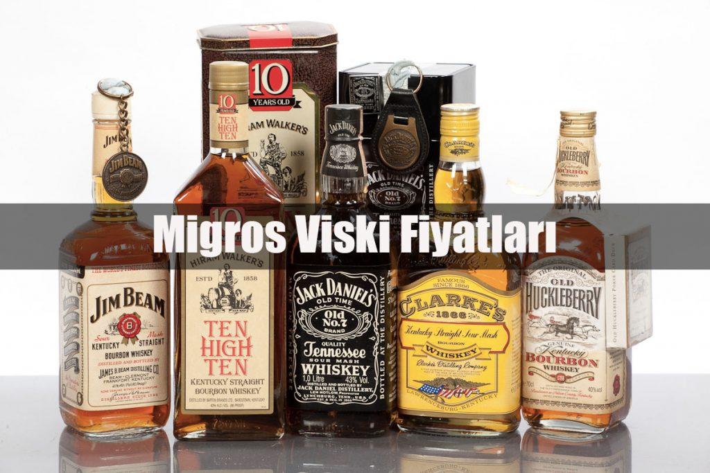 Migros Viski Fiyatları