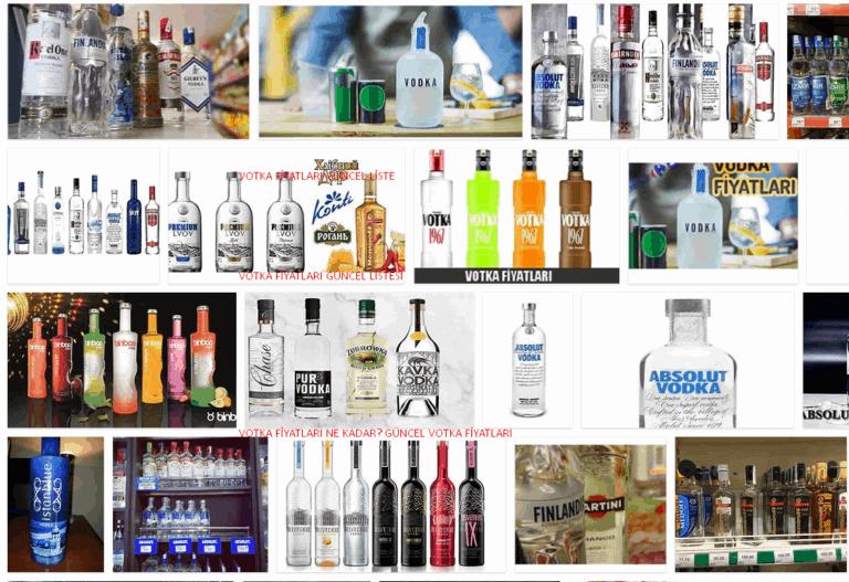 Votka Fiyatları **2021 Haziran 16, 2021