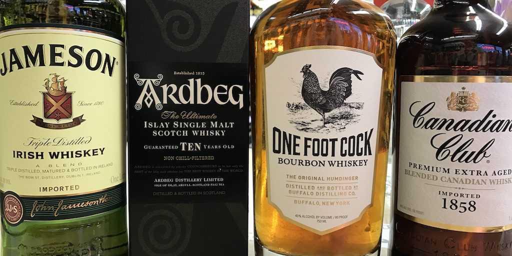 irlanda iskoc bourbon viski arasindaki farklar Bourbon İrlanda ve İskoç Viskisi Nedir