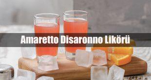 Amaretto Disaronno Likörü