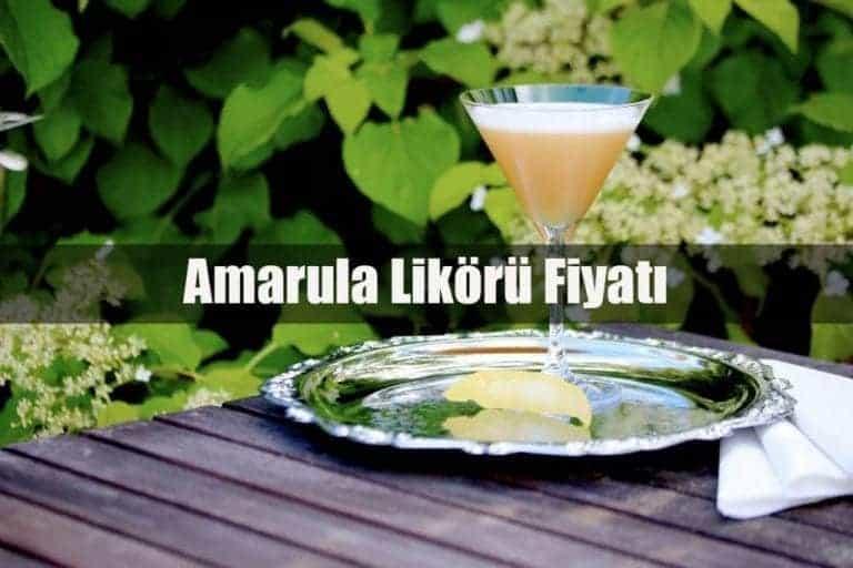 Amarula Likörü