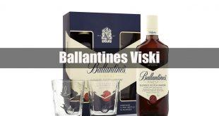 Ballantines Viski