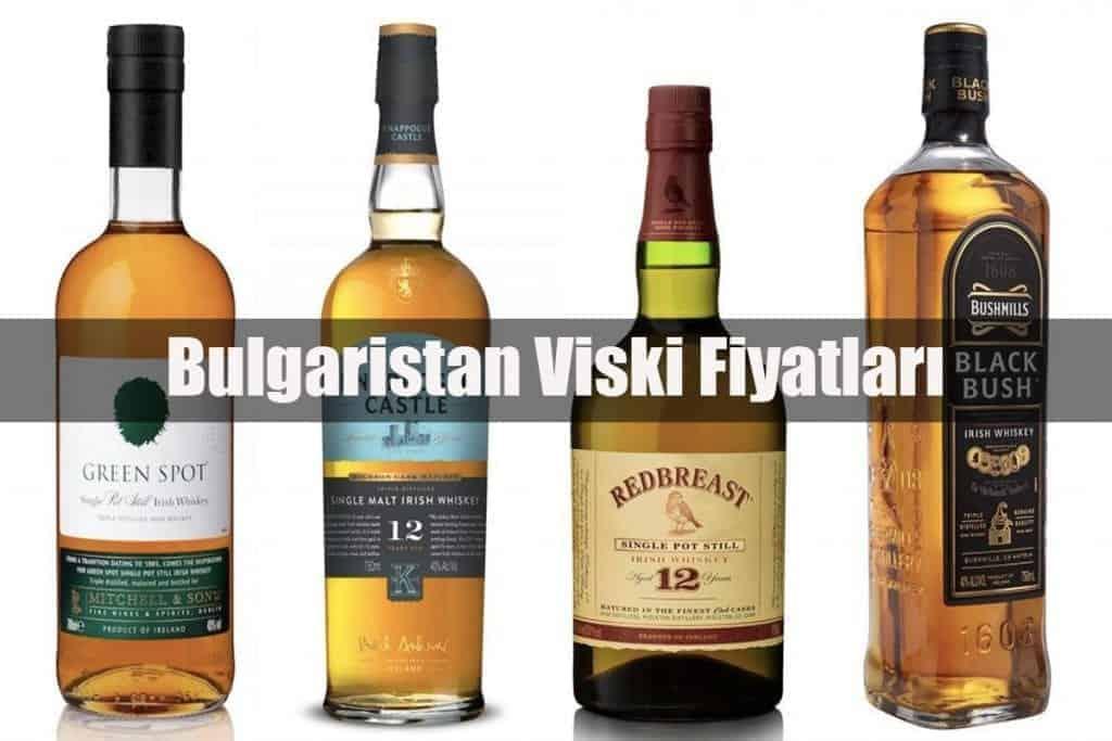 Bulgaristan viski fiyatları