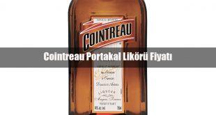 Cointreau Portakal Likörü