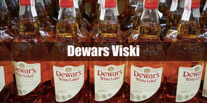 Dewars Viski