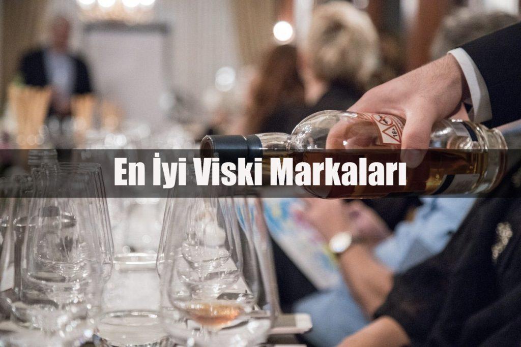 En İyi Viski Markaları