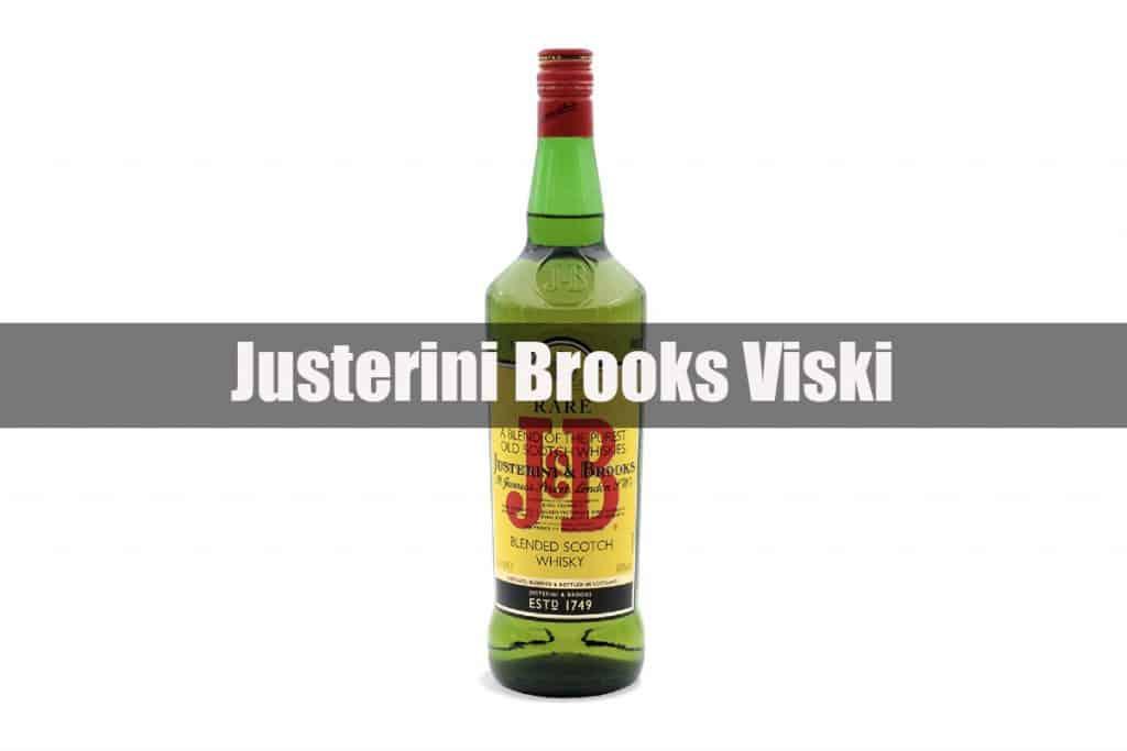 Justerini Brooks Viski