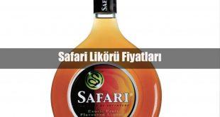 Safari Likörü Fiyatları