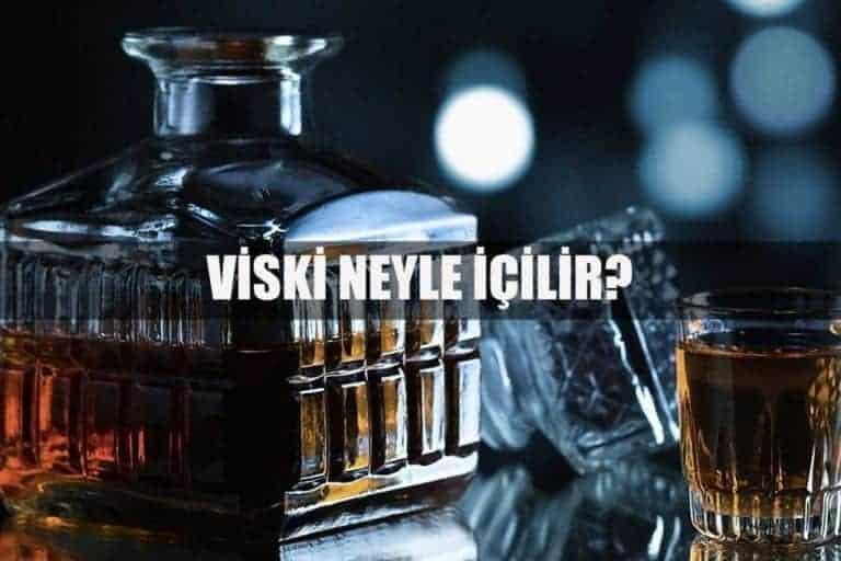 viski neyle içilir