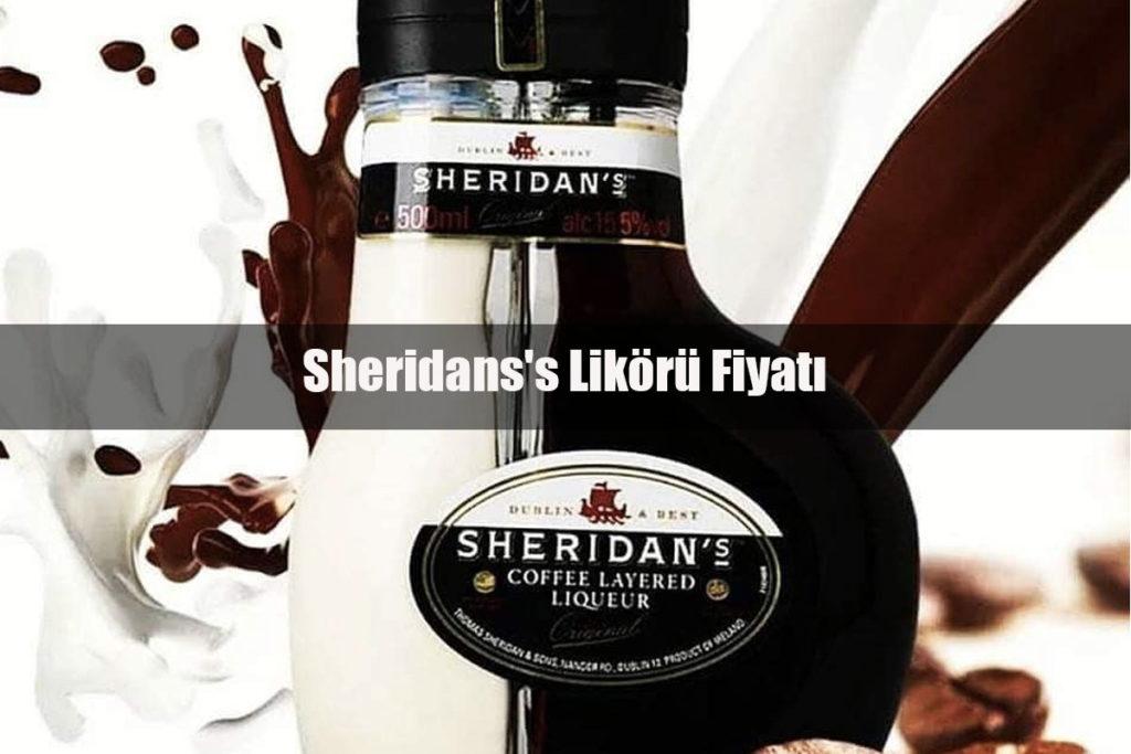 Sheridans's Likörü Fiyatları