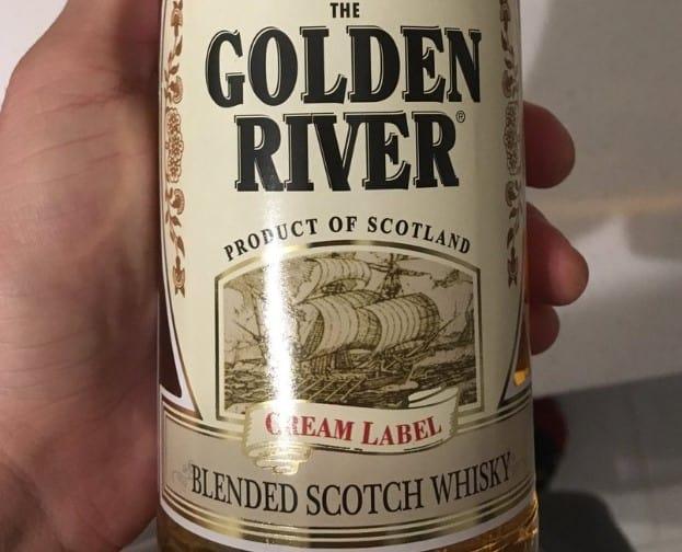 golden river viski