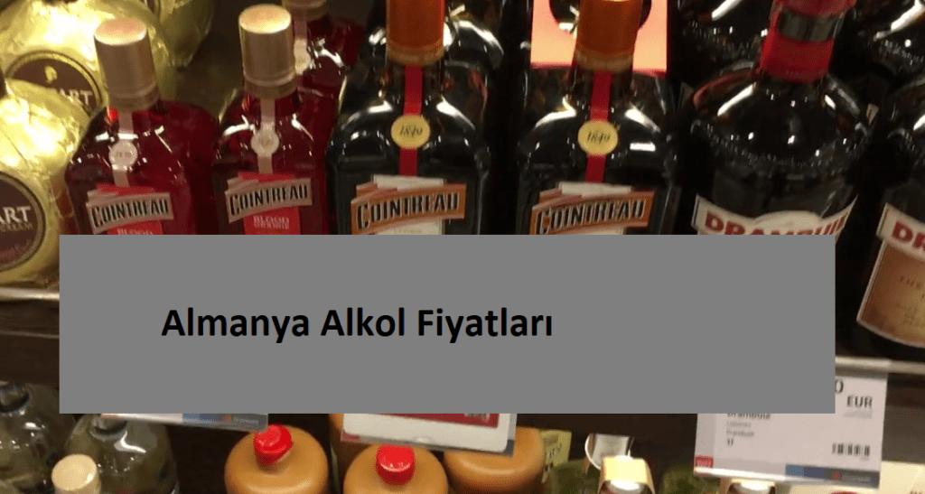 almanya alkol fiyatları