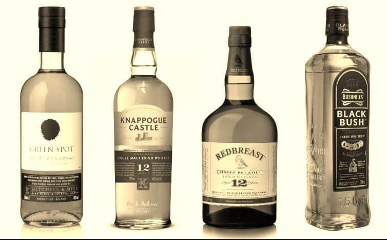 irlanda viskisi