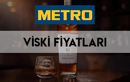 metro viski fiyatları