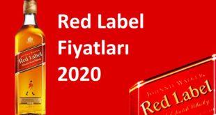 red label fiyat 2020