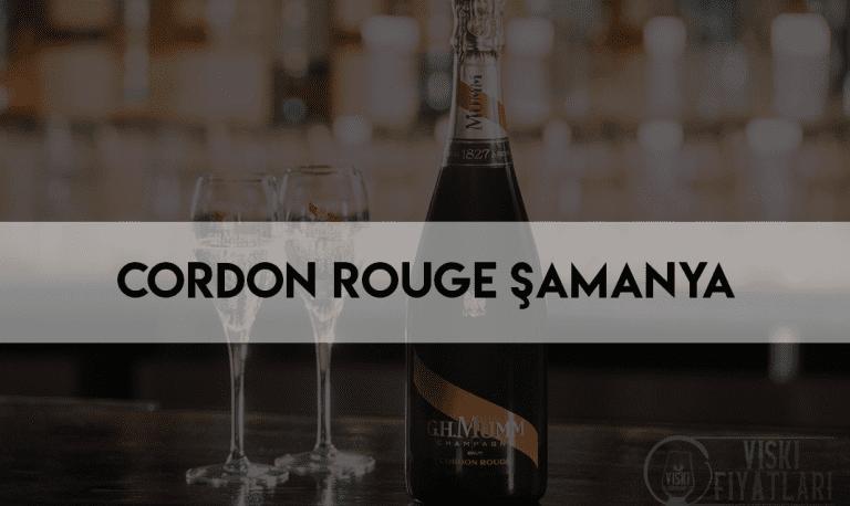 Cordon Rouge Şampanya