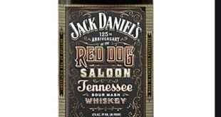 Jack Daniels Red Dog