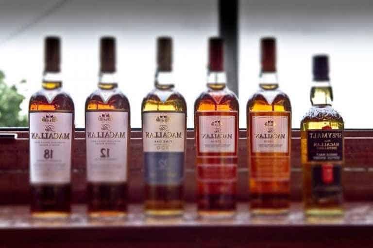 macallan viski