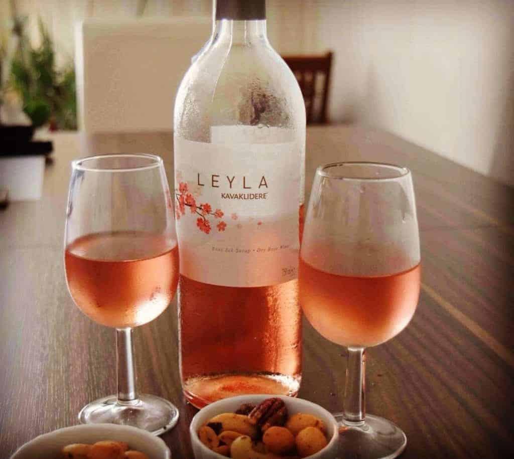 Şarap alkol oranı