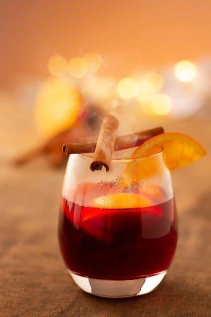 sıcak şarap nedir