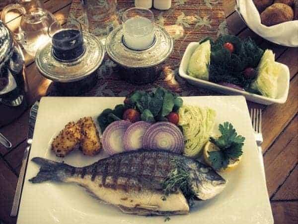 Rakı balık mezeleri nelerdir