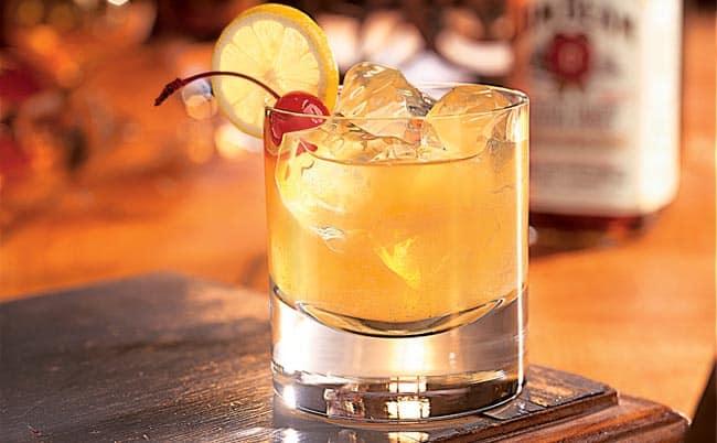 viski kokteylleri