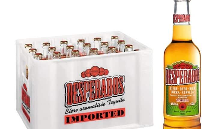 desperados bira