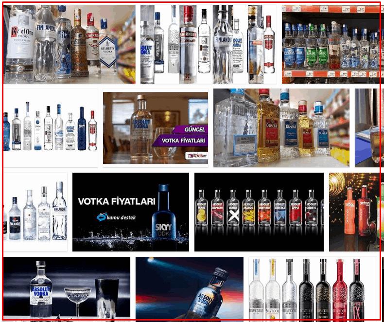 votka fiyatları