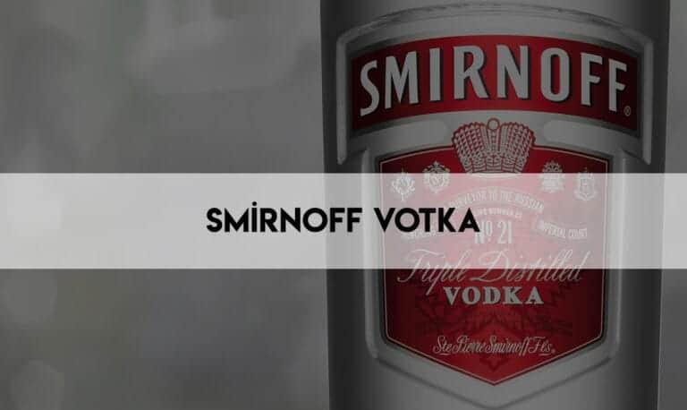 smirnoff votka