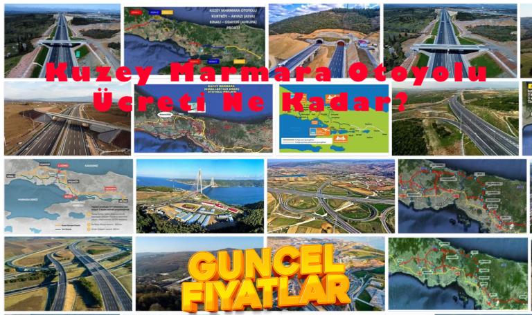 Kuzey Marmara Otoyolu Ucreti Ne Kadar Kuzey Marmara Otoyolu Ücreti Ne Kadar? Kuzey Marmara Otoyolu Ücreti 2021 Güncel Fiyat Listesi